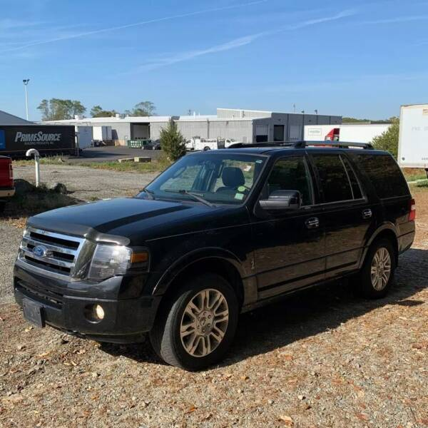 2012 Ford Expedition 4x4 Limited 4dr SUV - Rowley MA