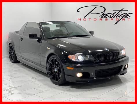 2006 BMW 3 Series for sale at Prestige Motorsport in Rancho Cordova CA