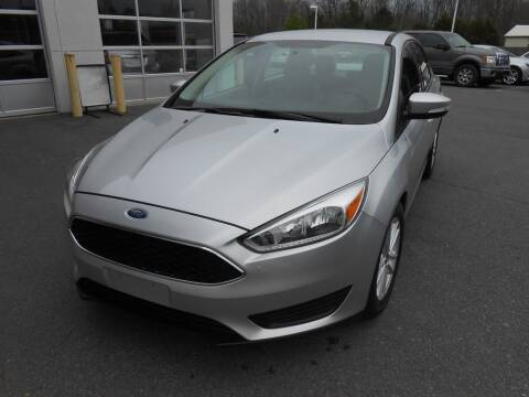 2016 Ford Focus for sale at Auto America in Charlotte NC