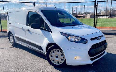 2015 Ford Transit Connect Cargo for sale at Maxima Auto Sales in Malden MA