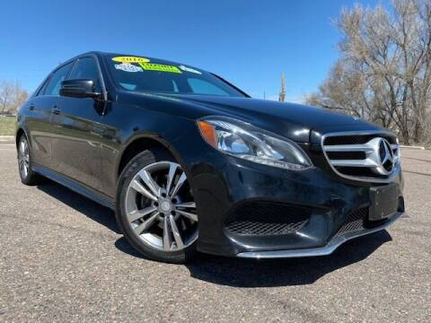 2016 Mercedes-Benz E-Class for sale at UNITED Automotive in Denver CO
