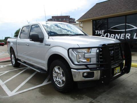 2017 Ford F-150 for sale at Cornerlot.net in Bryan TX