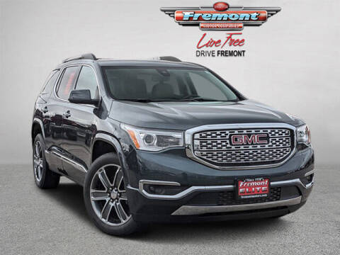 2019 GMC Acadia for sale at Rocky Mountain Commercial Trucks in Casper WY