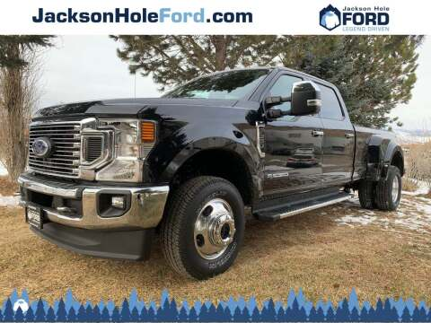 2020 Ford F-350 Super Duty for sale at Jackson Hole Ford of Alpine in Alpine WY
