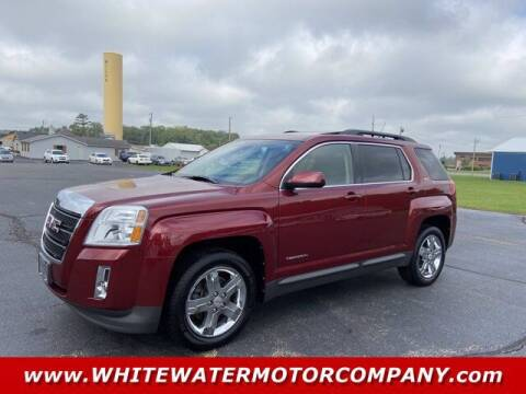 2012 GMC Terrain for sale at WHITEWATER MOTOR CO in Milan IN