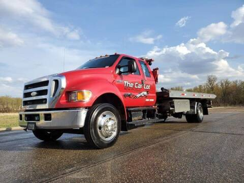2007 Ford F-750 Super Duty for sale at The Car Lot in New Prague MN