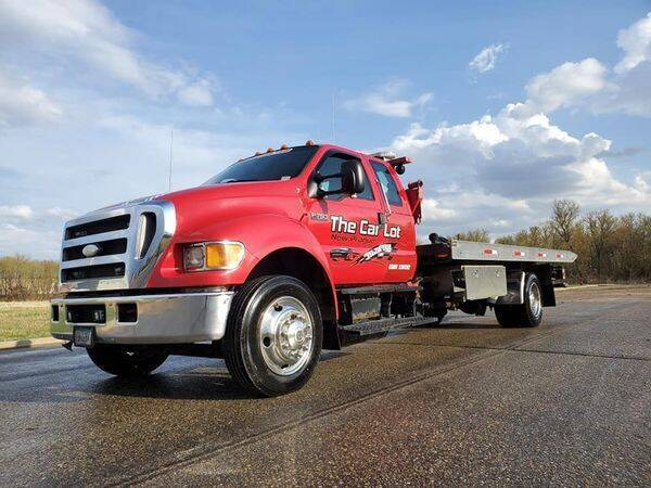 2007 Ford F-750 Super Duty for sale in New Prague, MN