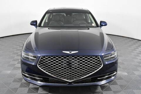 2020 Genesis G90 for sale at Southern Auto Solutions - Georgia Car Finder - Southern Auto Solutions-Jim Ellis Hyundai in Marietta GA