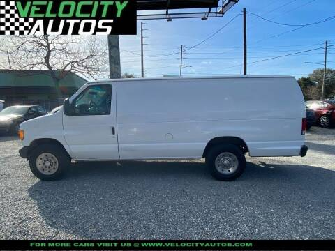 2004 Ford E-Series Cargo for sale at Velocity Autos in Winter Park FL