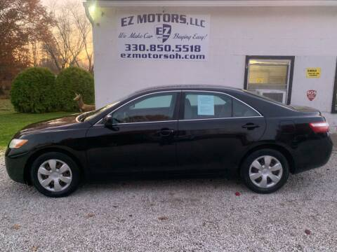 2009 Toyota Camry for sale at EZ Motors in Deerfield OH
