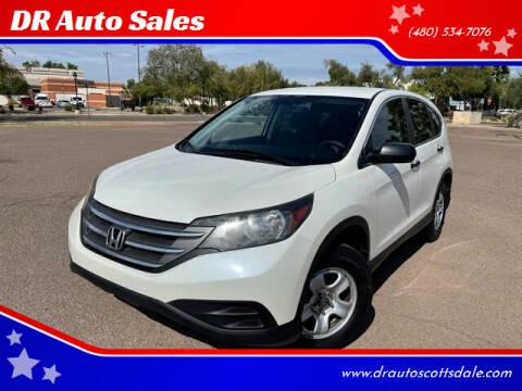 2014 Honda CR-V for sale at DR Auto Sales in Scottsdale AZ