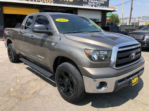 2010 Toyota Tundra for sale at BEST DEAL MOTORS  INC. CARS AND TRUCKS FOR SALE in Sun Valley CA