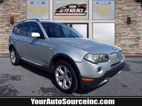 2009 BMW X3 for sale at Your Auto Source in York PA