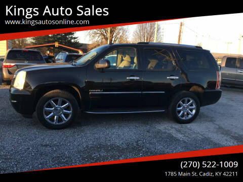 2010 GMC Yukon for sale at Kings Auto Sales in Cadiz KY