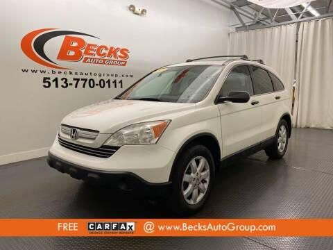 2009 Honda CR-V for sale at Becks Auto Group in Mason OH