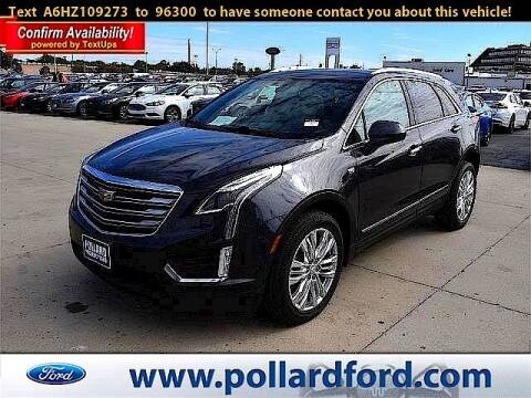 2017 Cadillac XT5 for sale at South Plains Autoplex by RANDY BUCHANAN in Lubbock TX