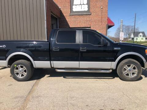 2007 Ford F-150 for sale at LeDioyt Auto in Berlin WI