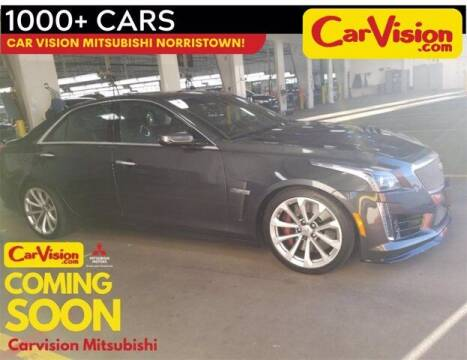 2018 Cadillac CTS-V for sale at Car Vision Buying Center in Norristown PA