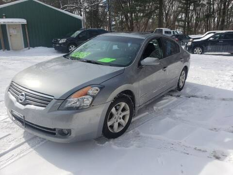 2008 Nissan Altima for sale at Northwoods Auto & Truck Sales in Machesney Park IL