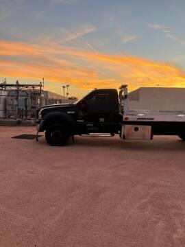 2006 Ford F-550 for sale at DIAMOND LUXURY AUTO SALES LLC in Phoenix AZ