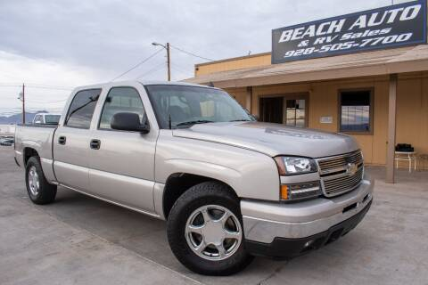 2007 Chevrolet Silverado 1500 Classic for sale at Beach Auto and RV Sales in Lake Havasu City AZ