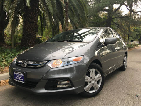 2014 Honda Insight for sale at Valley Coach Co Sales & Lsng in Van Nuys CA