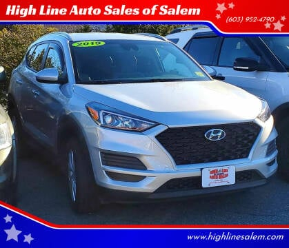 2019 Hyundai Tucson for sale at High Line Auto Sales of Salem in Salem NH