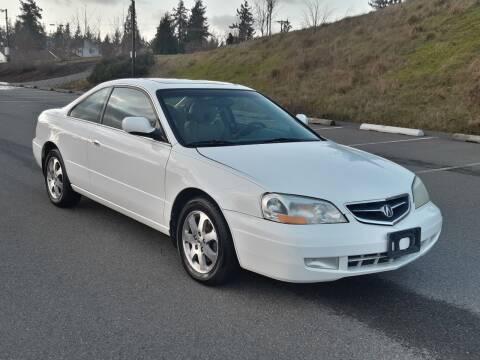 2001 Acura CL for sale at South Tacoma Motors Inc in Tacoma WA