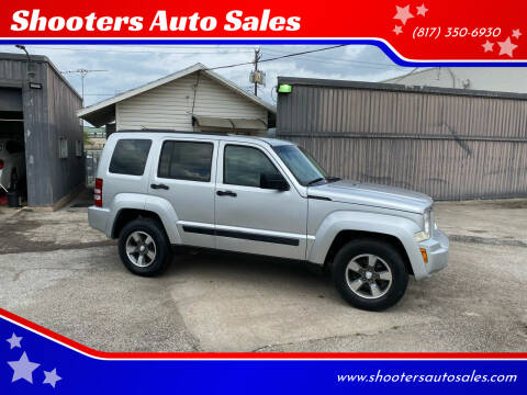 2008 Jeep Liberty for sale at Shooters Auto Sales in Fort Worth TX