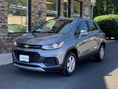 2019 Chevrolet Trax for sale at The King of Credit in Clifton Park NY
