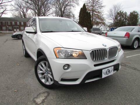 2013 BMW X3 for sale at K & S Motors Corp in Linden NJ