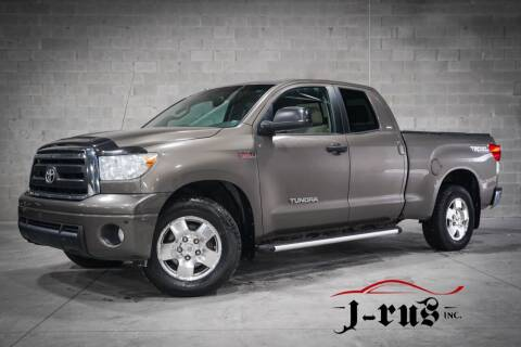 2010 Toyota Tundra for sale at J-Rus Inc. in Macomb MI
