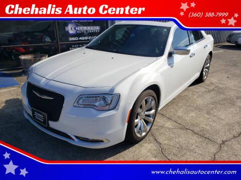2019 Chrysler 300 for sale at Chehalis Auto Center in Chehalis WA