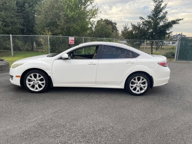2009 Mazda MAZDA6 for sale at Primo Auto Sales in Tacoma WA