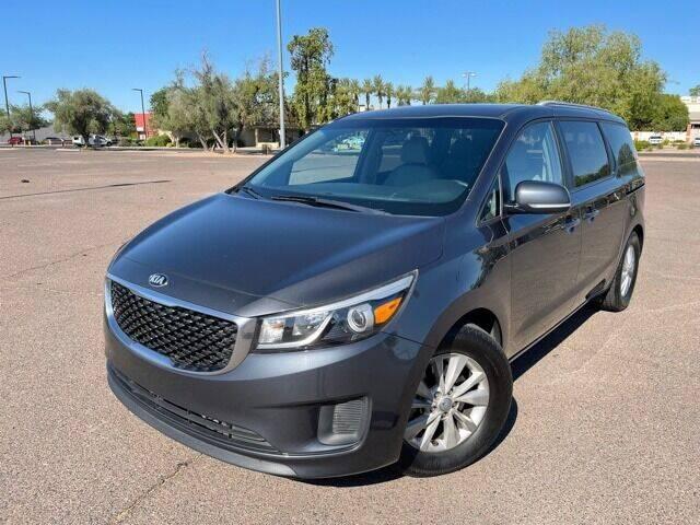 2015 Kia Sedona for sale at DR Auto Sales in Glendale AZ