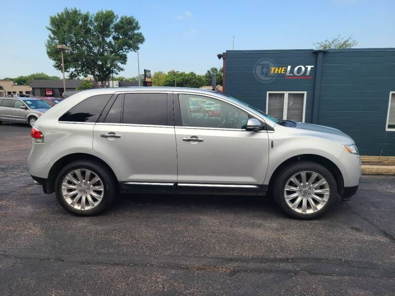 2014 Lincoln MKX for sale at THE LOT in Sioux Falls SD