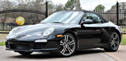 2012 Porsche 911 for sale at Texas Auto Corporation in Houston TX
