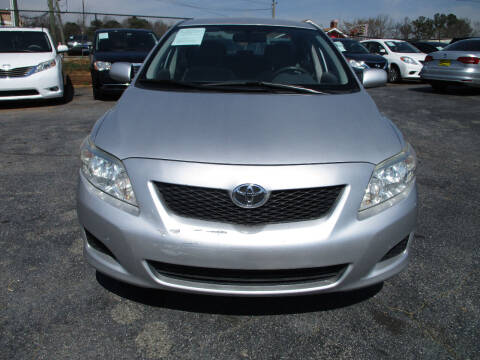 2009 Toyota Corolla for sale at LOS PAISANOS AUTO & TRUCK SALES LLC in Peachtree Corners GA