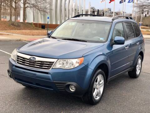 2010 Subaru Forester for sale at Supreme Auto Sales in Chesapeake VA