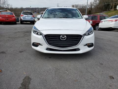2017 Mazda MAZDA3 for sale at DISCOUNT AUTO SALES in Johnson City TN