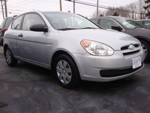 2009 Hyundai Accent for sale at Jay's Auto Sales Inc in Wadsworth OH