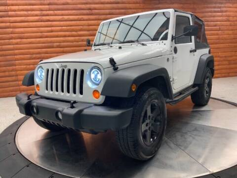 2012 Jeep Wrangler for sale at Dixie Motors in Fairfield OH