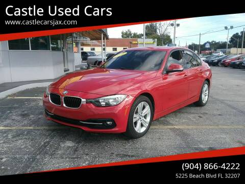 2016 BMW 3 Series for sale at Castle Used Cars in Jacksonville FL