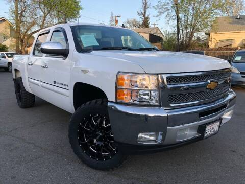 2013 Chevrolet Silverado 1500 for sale at Stunning Auto in Sacramento CA