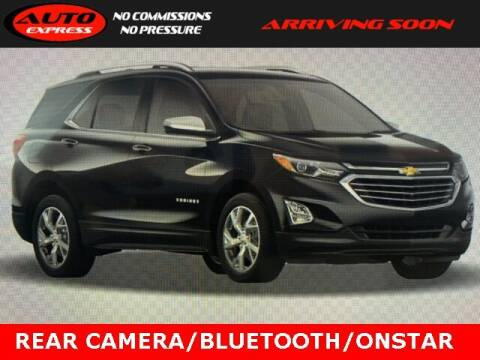2020 Chevrolet Equinox for sale at Auto Express in Lafayette IN