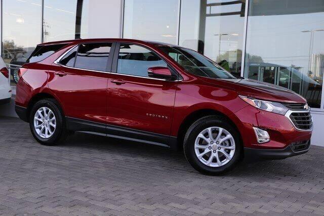 2021 Chevrolet Equinox for sale in San Luis Obispo, CA