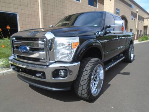 2016 Ford F-250 Super Duty for sale at COPPER STATE MOTORSPORTS in Phoenix AZ