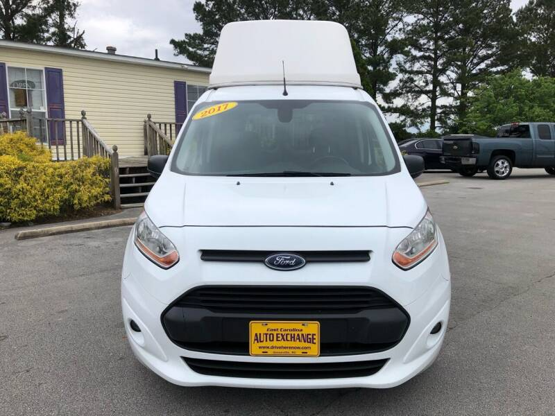 2017 Ford Transit Connect Cargo for sale at Kinston Auto Mart in Kinston NC