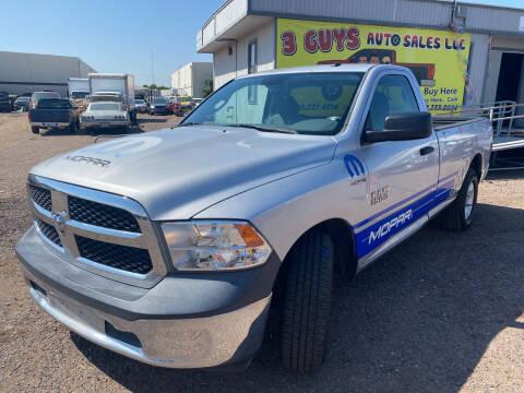 2015 RAM Ram Pickup 1500 for sale at 3 Guys Auto Sales LLC in Phoenix AZ