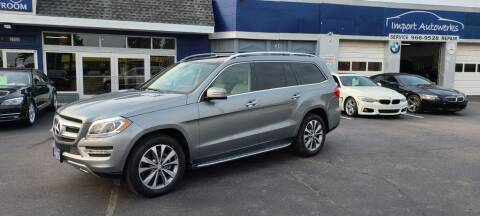 2016 Mercedes-Benz GL-Class for sale at Import Autowerks in Portsmouth VA